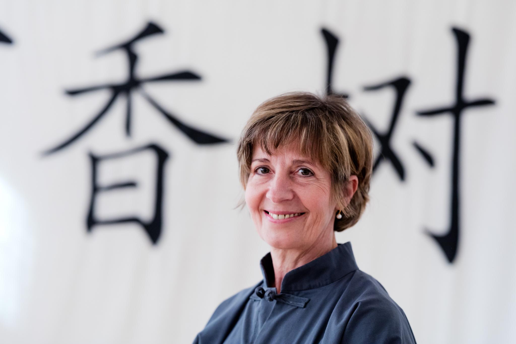 Heike Eltzner, Pysiotherapeutin, Tai Chi seit 2011, QIgong Lehrerin