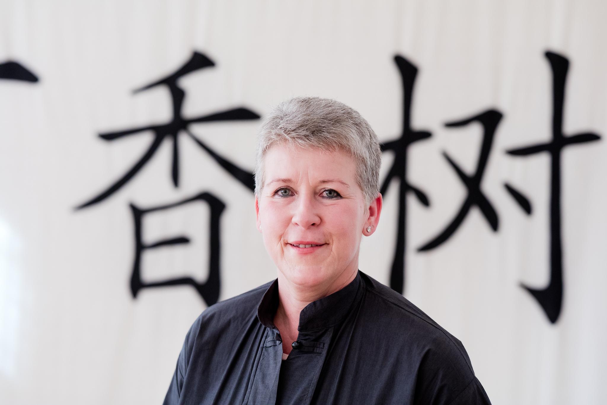 Ulrike Maiweg, Chemielaborantin, Tai Chi seit 1995